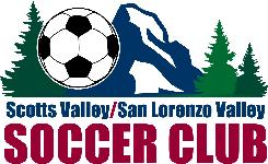 Scotts Valley / San Lorenzo Valley Soccer Club - Summer Camp (June 25th-29th) 2012